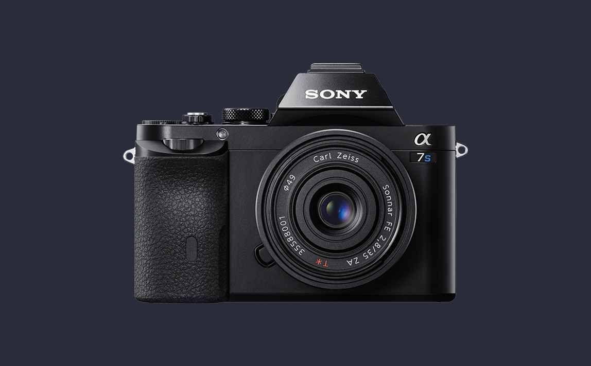 α7 E-mount Camera with Full Frame Sensor | Pinterest