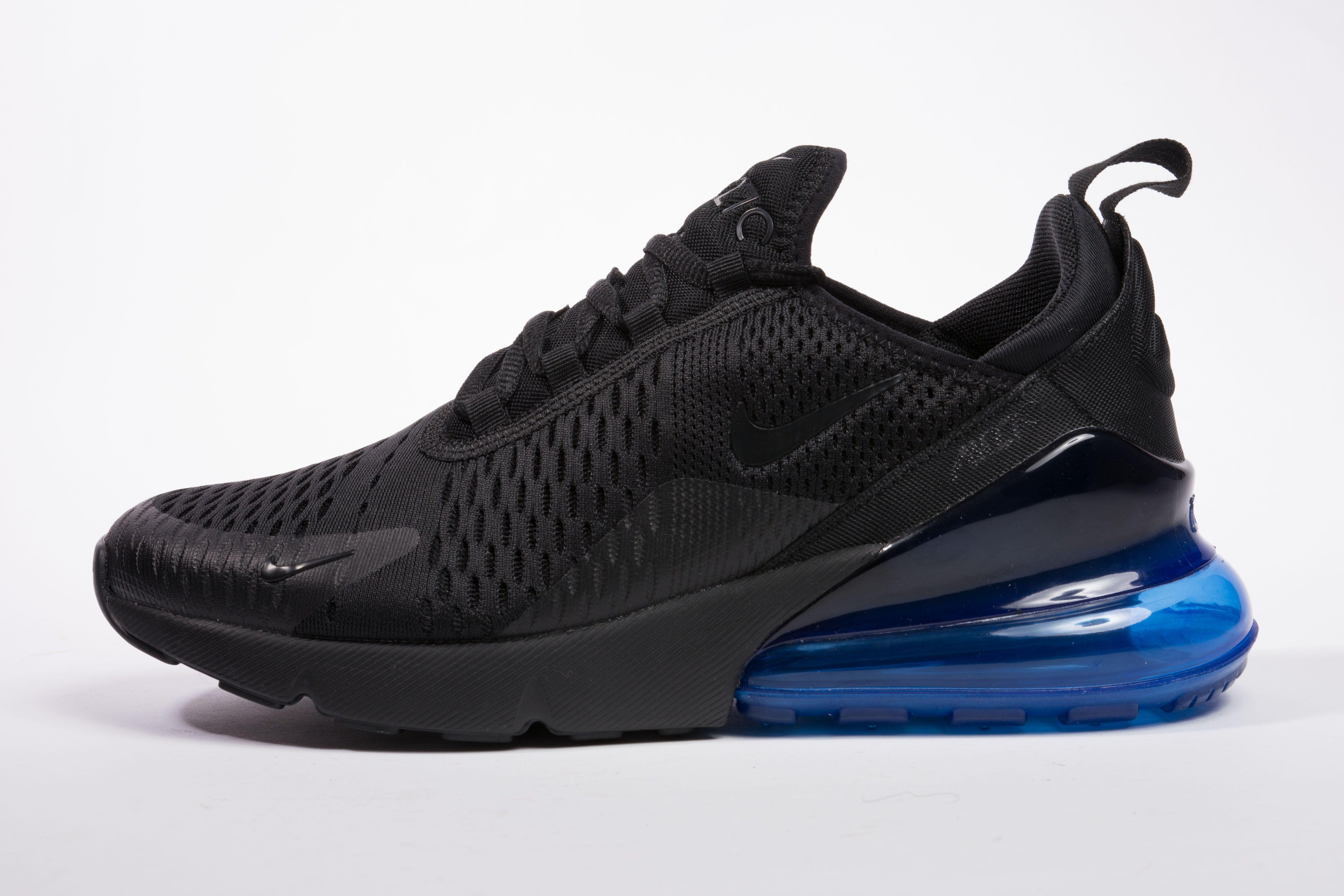 Nike Air Max 270 AH8050 009 black blue22   Nike Air Max 270