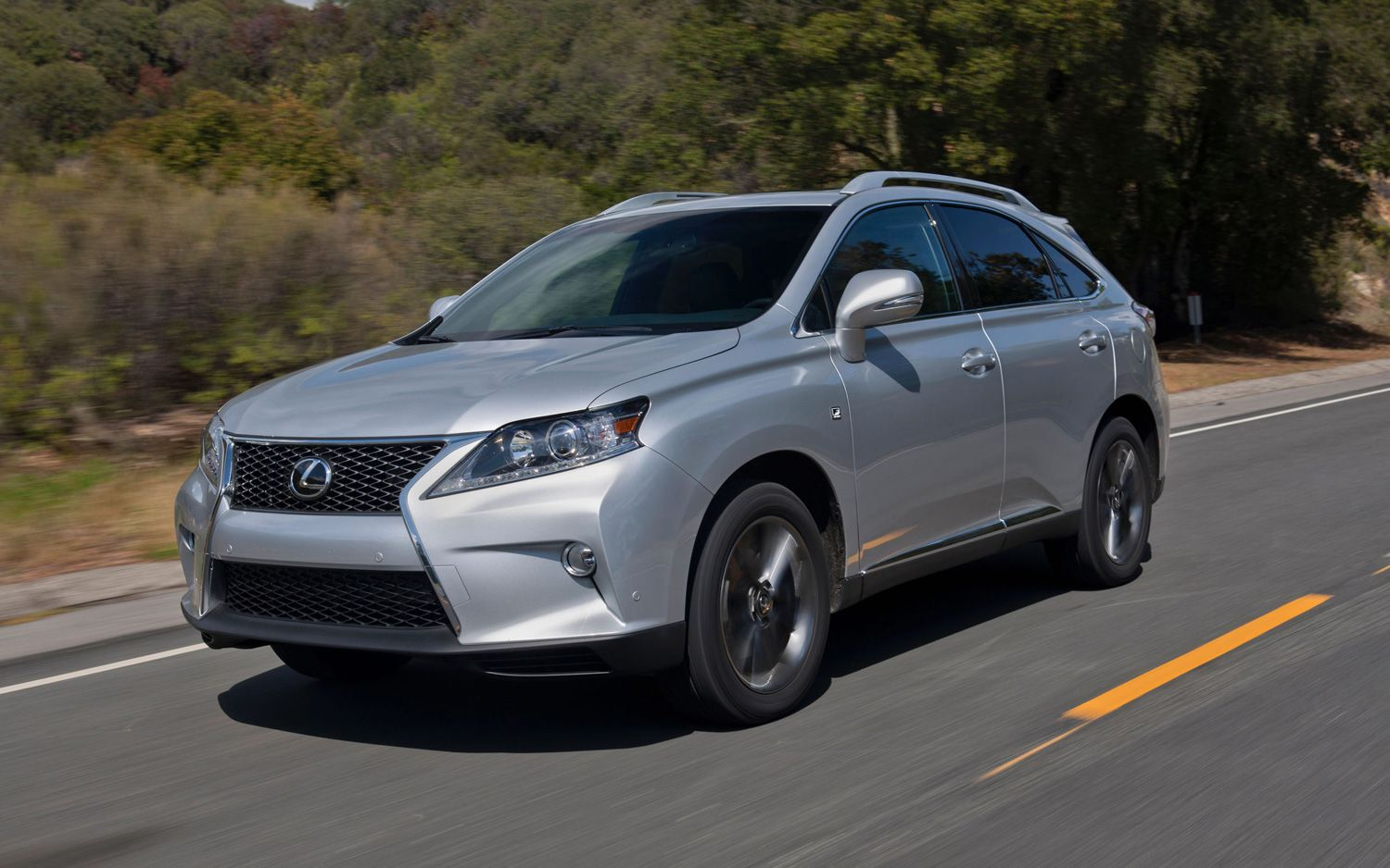 When will 2015 lexus rx 350 be available