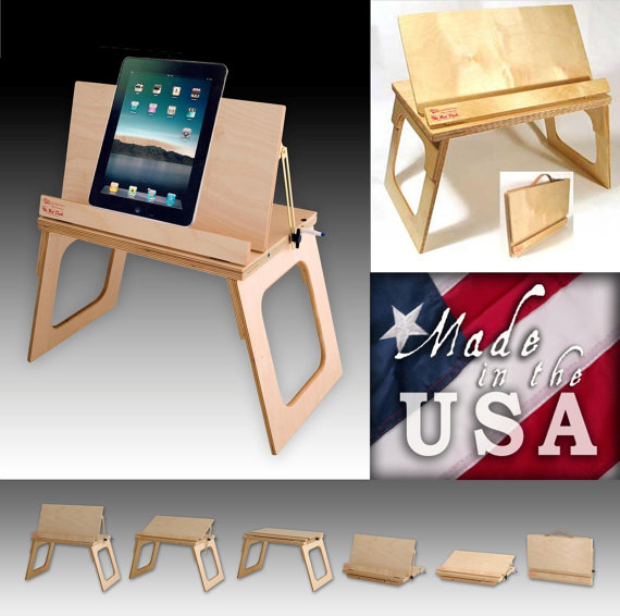 Stupendous Lapdesk Beddesk Laptop Ipad Tablet Bookstand Egro Ortho Interior Design Ideas Gentotryabchikinfo