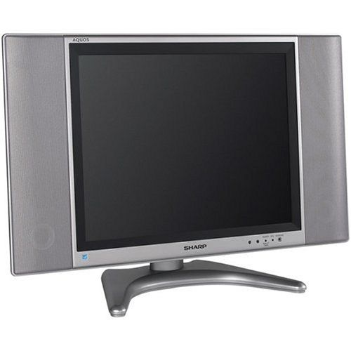 Sharp Aquos LC-13B6U-S 13-Inch Flat-Panel LCD TV | Portable