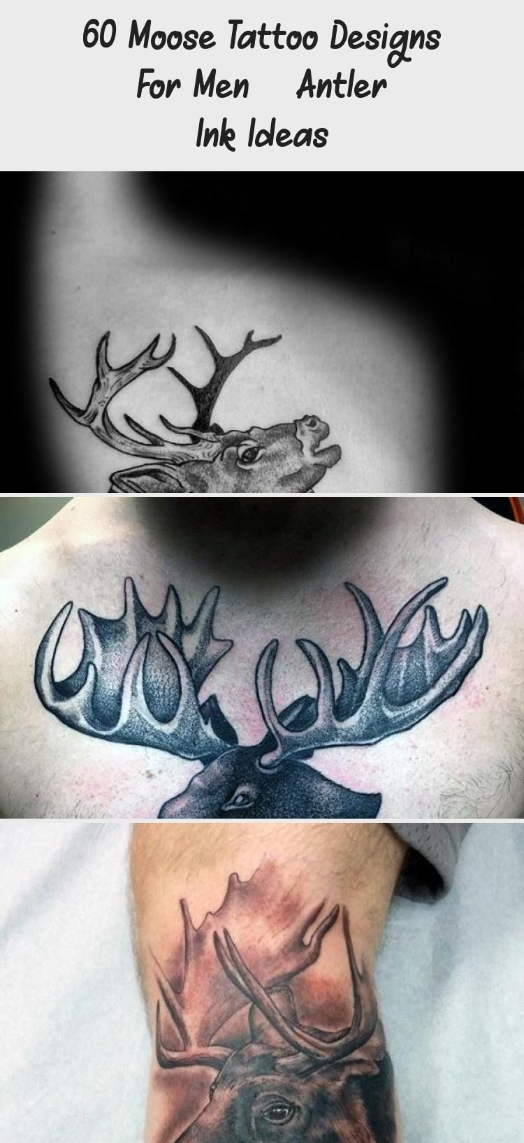 Moose Antler Tattoo : moose, antler, tattoo, Tattoo, Designs, Männer, Antler, Ideas, Tattoos, Kleine, Elch-..., Tattoo,, Moose, Small