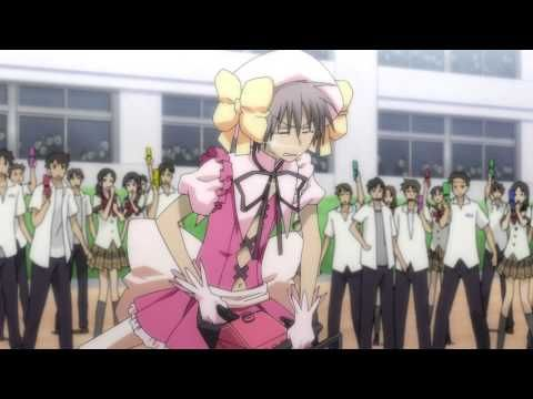 IS THIS A ZOMBIE? OF THE DEAD Clip - The Return of Magical☆Girl☆Ayumu - YouTube
