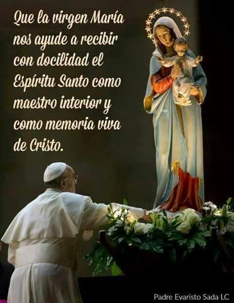 Pin De Mónica En Santísima Virgen María ñande Sy Papa Francisco Frases Papa Francisco Frases Bonitas De Amistad