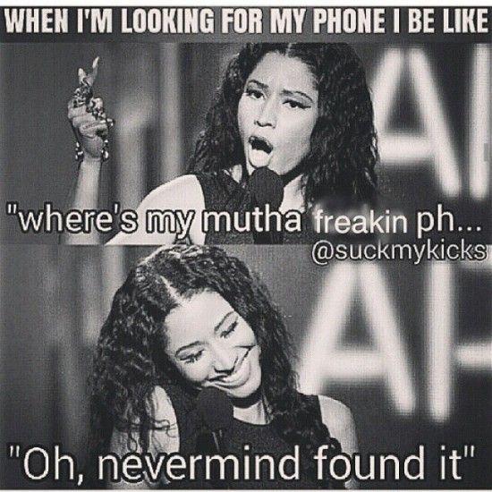 Top 12 Funniest Nicki Minaj Memes Nowaygirl Funny Facts Nicki Minaj Quotes Funny Quotes