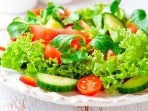Low calorie healthy salad recipe