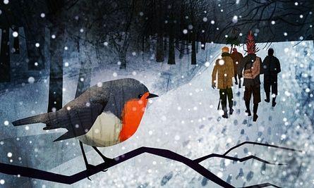 The Wren Boys Carol Ann Duffy Wren Christmas Poems