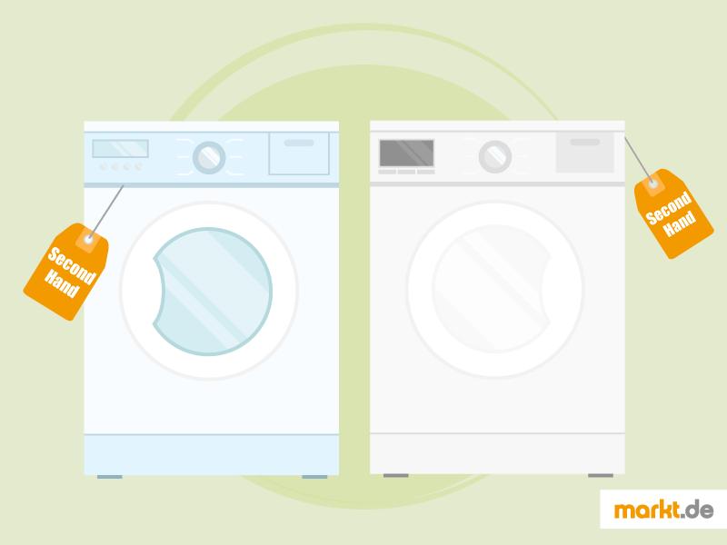 Waschmaschinen und Trockner gebraucht kaufen 👗 markt.de