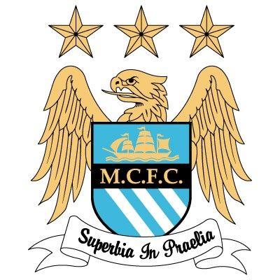 Escudo Del Manchester City Manchester City Vs Leicester