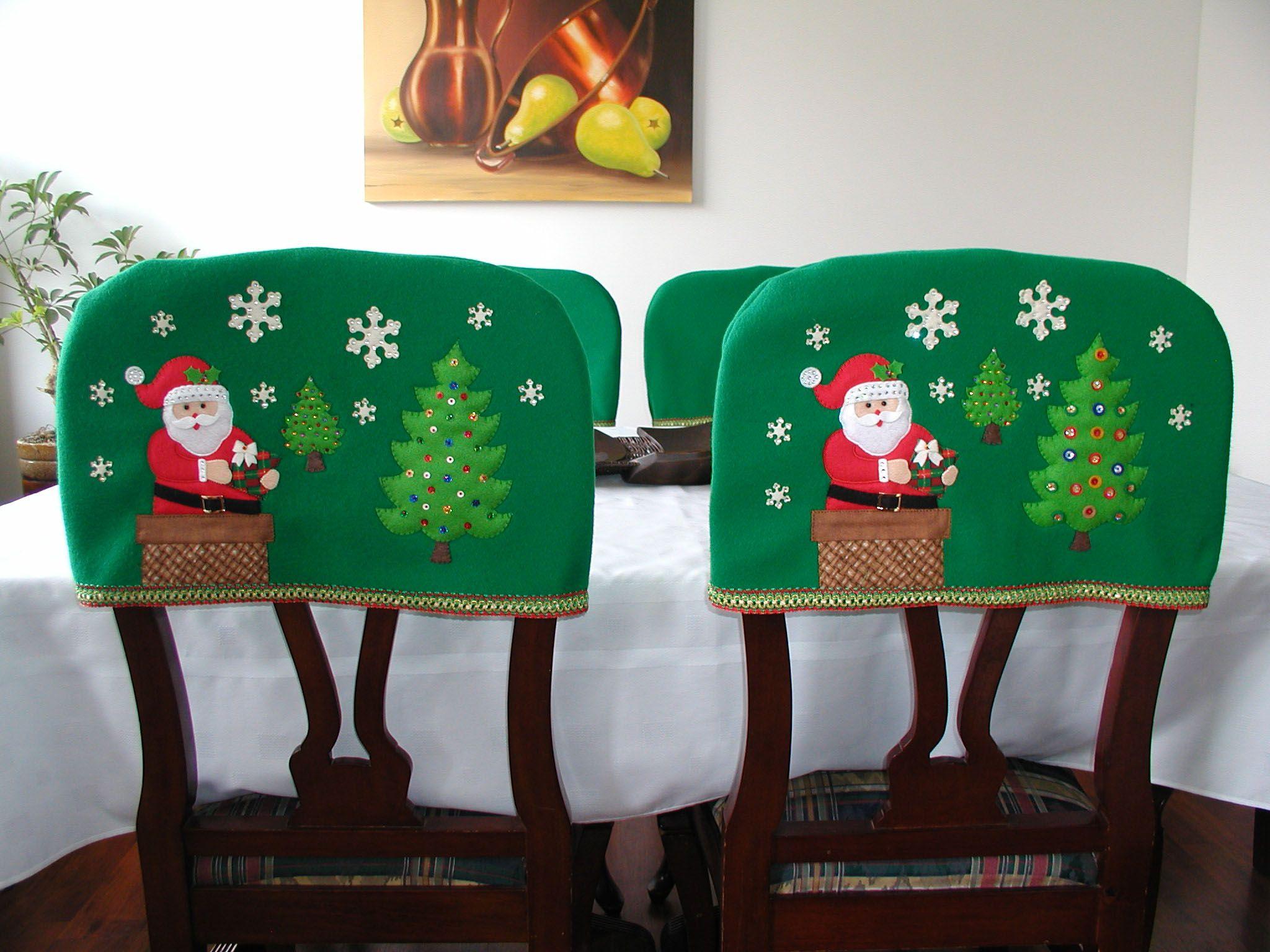 sillas navideños - Buscar con Google | MANUALIDADES | Pinterest ...