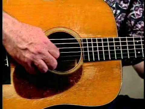 Wildwood flower crosspicking guitar lesson - YouTube | Guitar ...