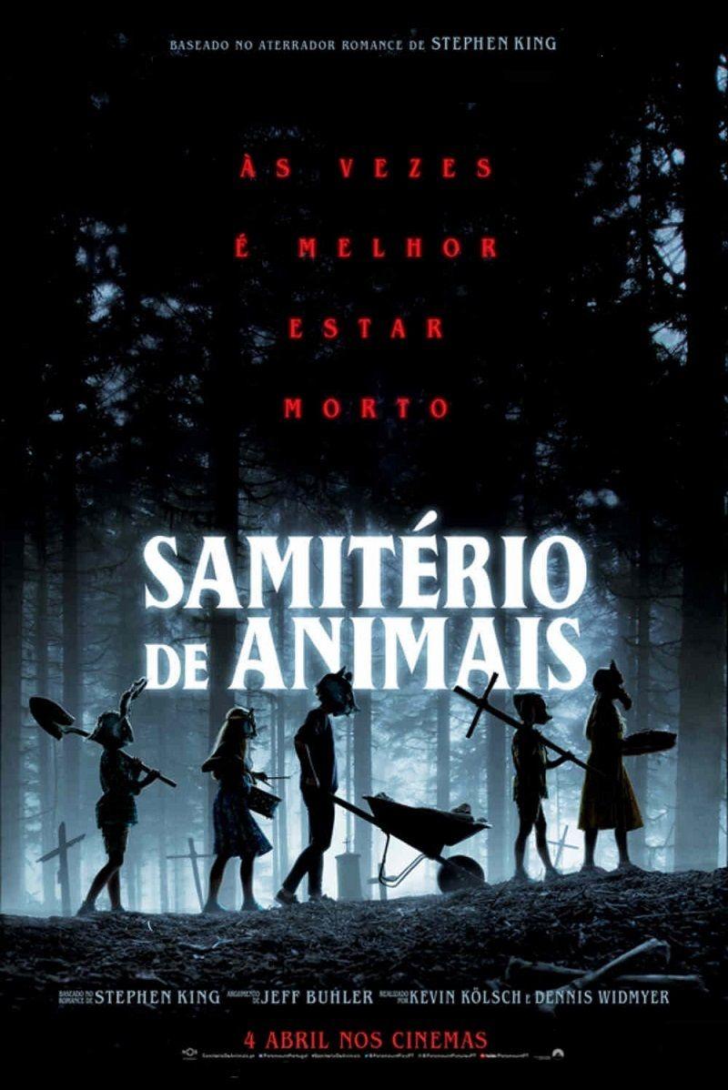 Pet Sematary Samiterio De Animais 2019 Filmes Completos