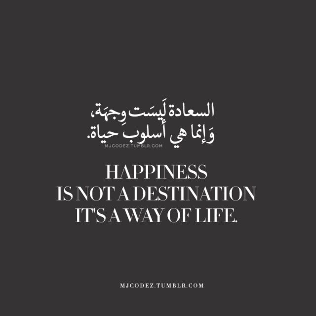 Happiness Is Not Quran Quotes Words Quotes Thoughts Quotes