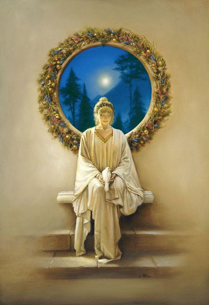 Peace by Michael Whelan