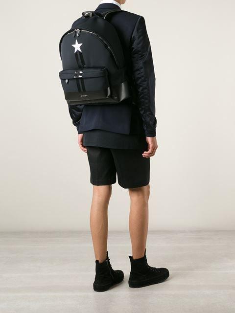 givenchy star print backpack eraldo farfetch com designer backpacks backpacks herschel heritage backpack