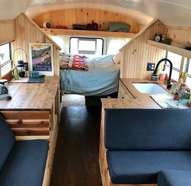 Nice 21 Awesome Skoolie Conversion Https Camperism Co