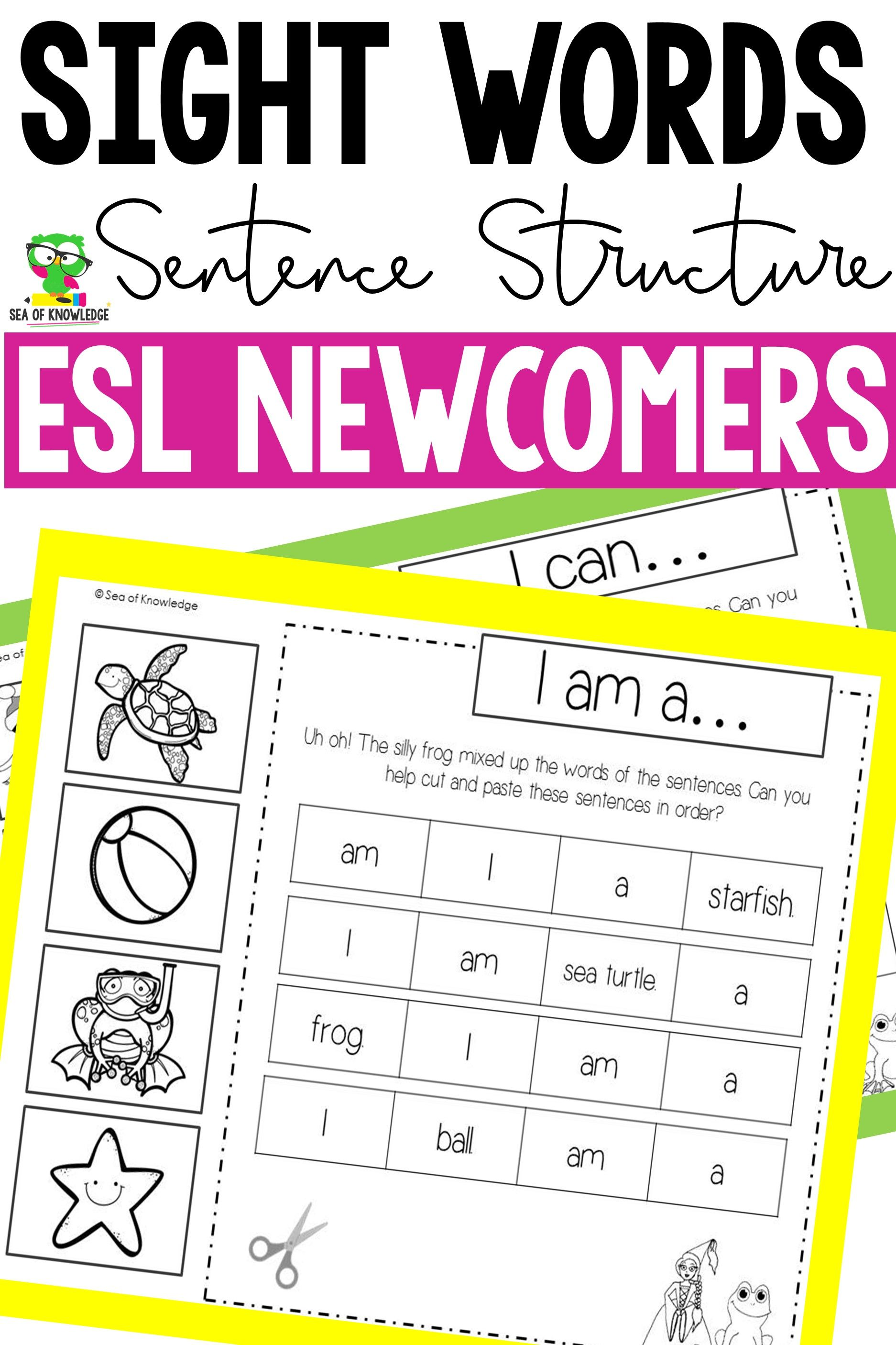Pin On Sight Word Worksheets