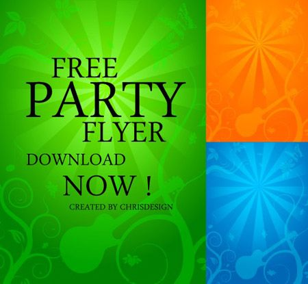 Free Printable Event Flyers Free Party Flyers Free Party Flyer