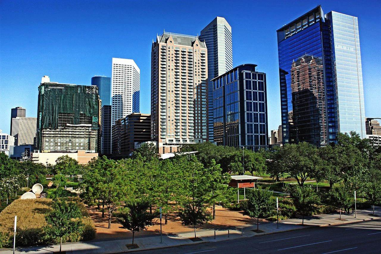 Houston texas discovery green houston texas living in