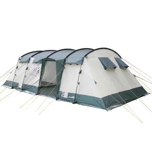 Skandika Hurricane 12 Man Family Tent | Camping Hiking | Pinterest ...
