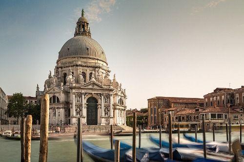 Basilica di Santa Maria della Salute | Basilica of Saint Mary of Health | Baldassarre Longhena | Venice, Italy | 1631-1681