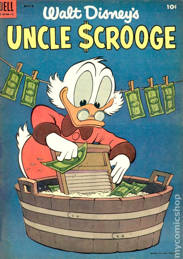 Uncle Scrooge Classic Character #6: Beagle Boy