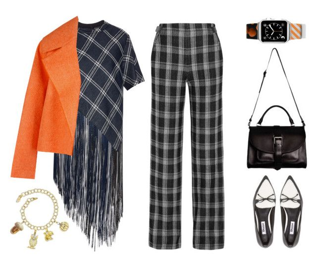"""Pumpkin Accessory"" by junglover ❤ liked on Polyvore featuring Proenza Schouler, Dune, Roksanda, Casetify, Fall and polyvoreeditorial"
