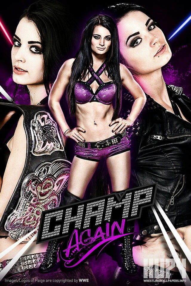 Paige Wwe Lockscreen Wwe Divas Paige Paige Wwe Becky Wwe