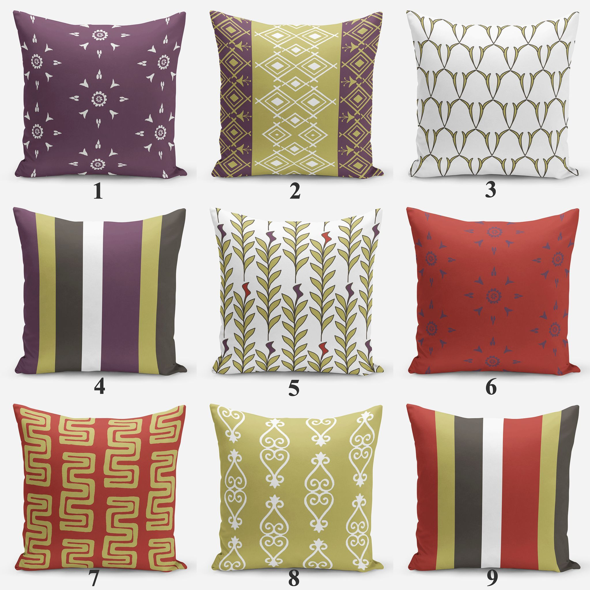 velvet home pillow two throw pillows g coral decorative purple plum covers design decor