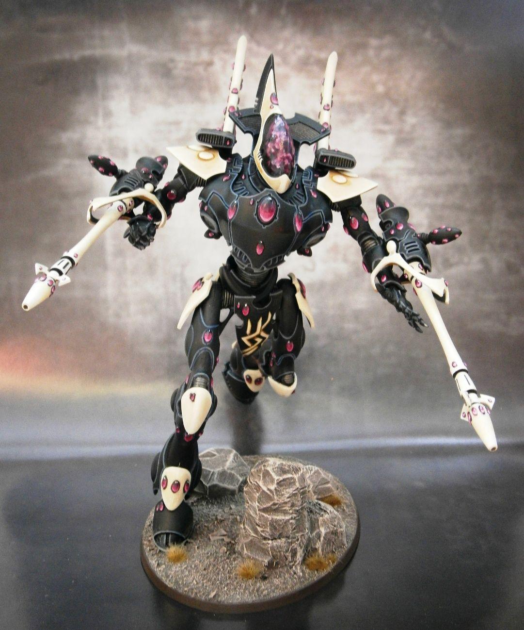 Eldar Wraith Knight - Ulthwé Craftworld
