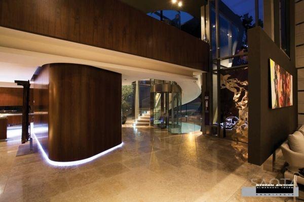 Innenarchitektur Schweiz interessante bodenbeleuchtung innenarchitektur schweiz coole