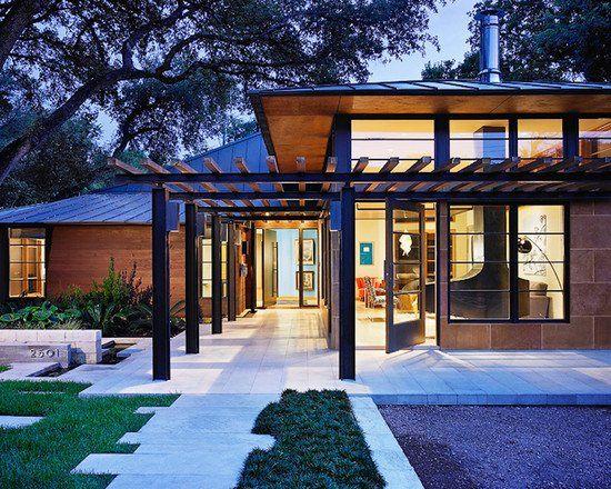 moderne terrassenüberdachung - Google-Suche | บ้าน | Pinterest ...