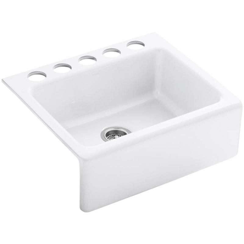 Fireclay Undermount Kitchen Sink | Kitchen | Pinterest