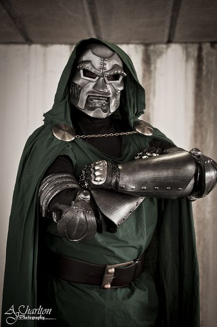Photography 001 Doctor Doom Marvel Cosplay The