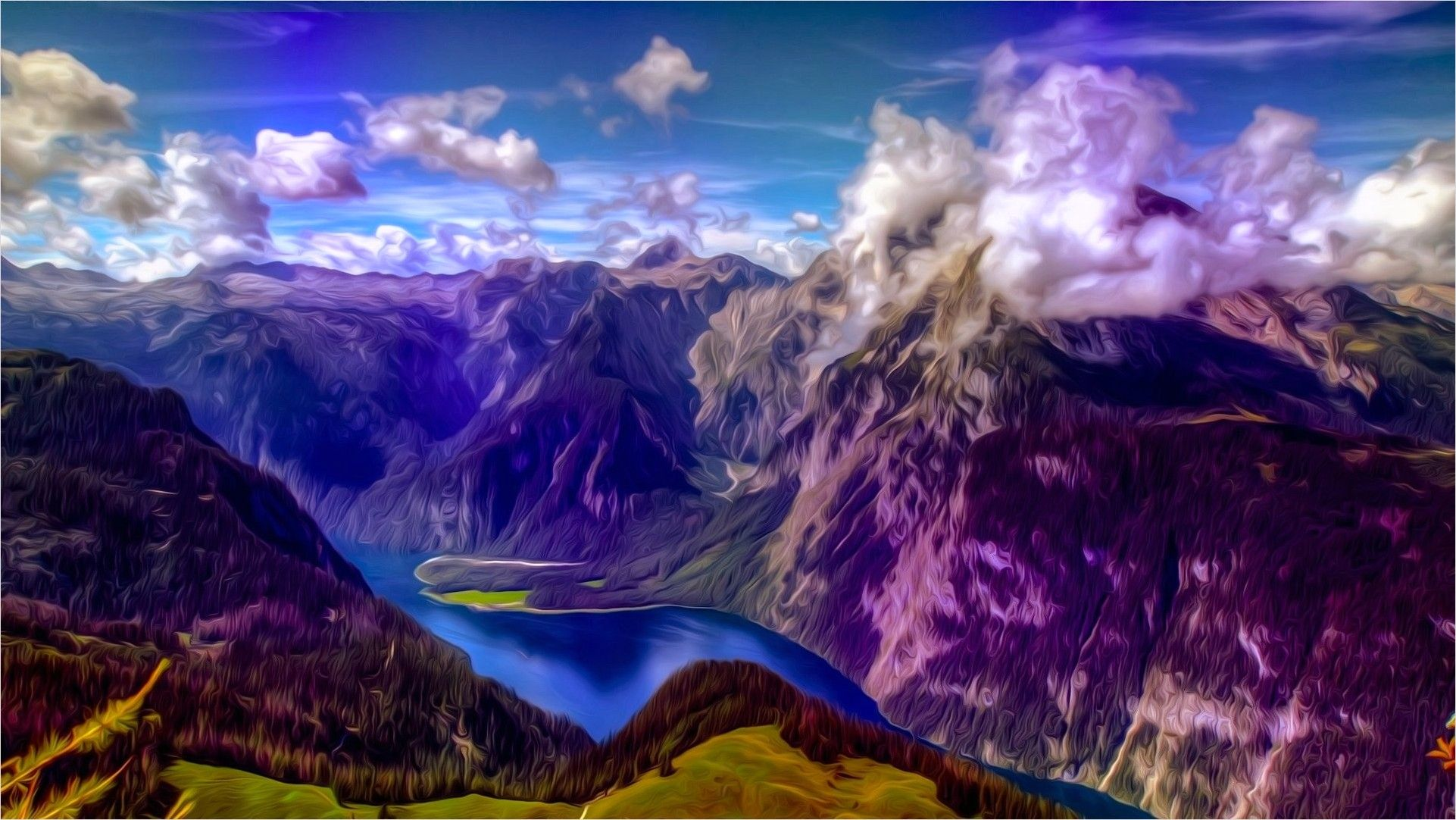 4k Trippy Nature Wallpaper Nature Wallpaper Nature Photo Wallpaper Trippy Wallpaper