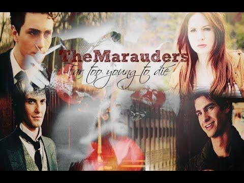 The Marauders Far Too Young To Die Ben Barnes Sirius The Marauders Andrew Garfield Remus Lupin