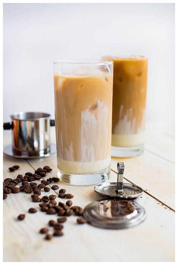 Vietnamese Iced Coffee Recipe In 2020 Vietnamese Iced Coffee Ice Coffee Recipe Vietnamese Iced Coffee Recipe