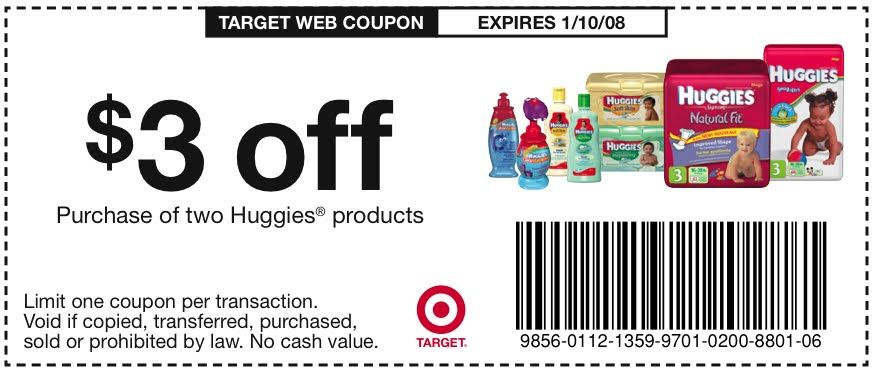 75 Off Target Coupons Promo Codes Deals 2018 Free