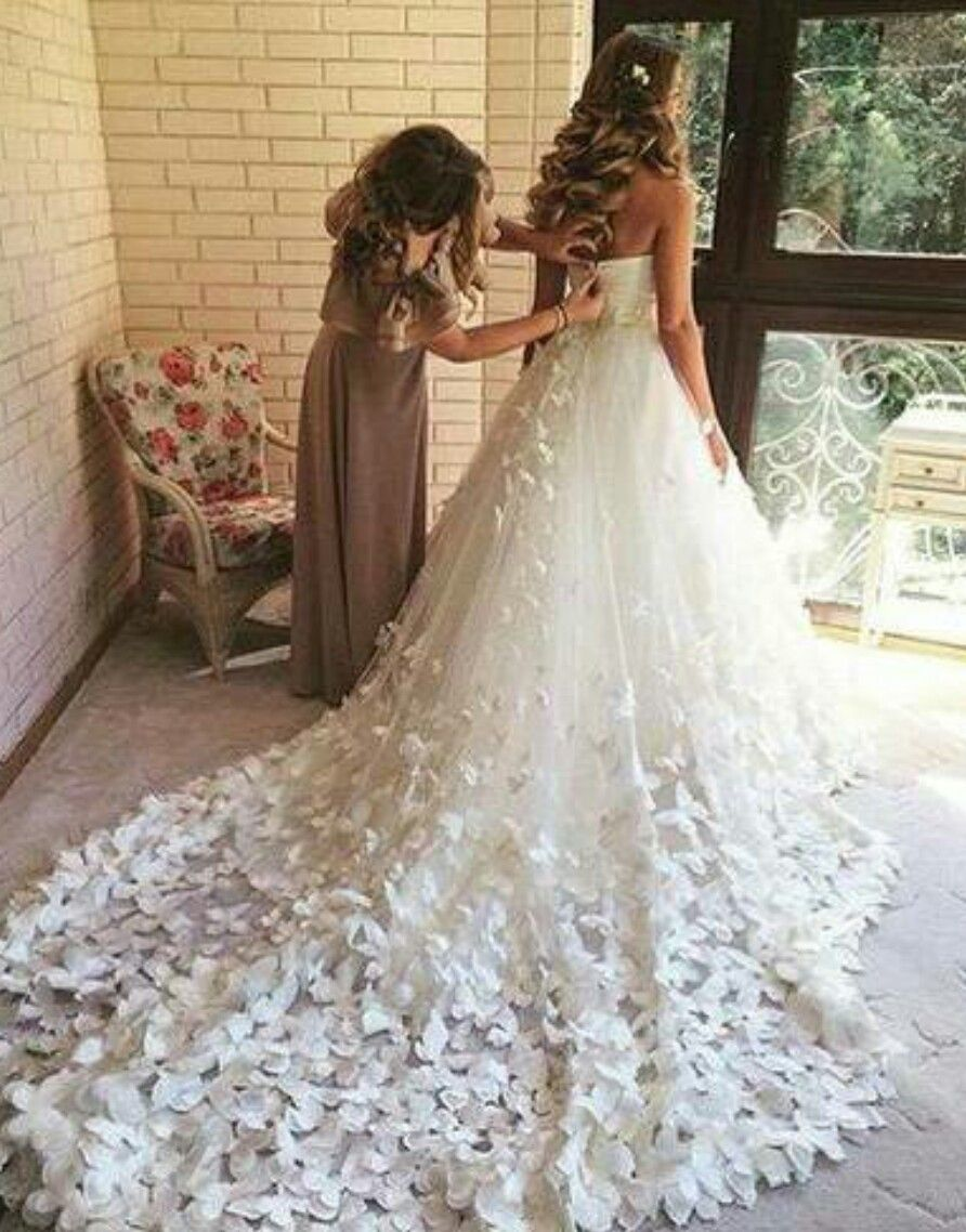 Tumblr  Kleid hochzeit, Hochzeitskleid mit schmetterlingen