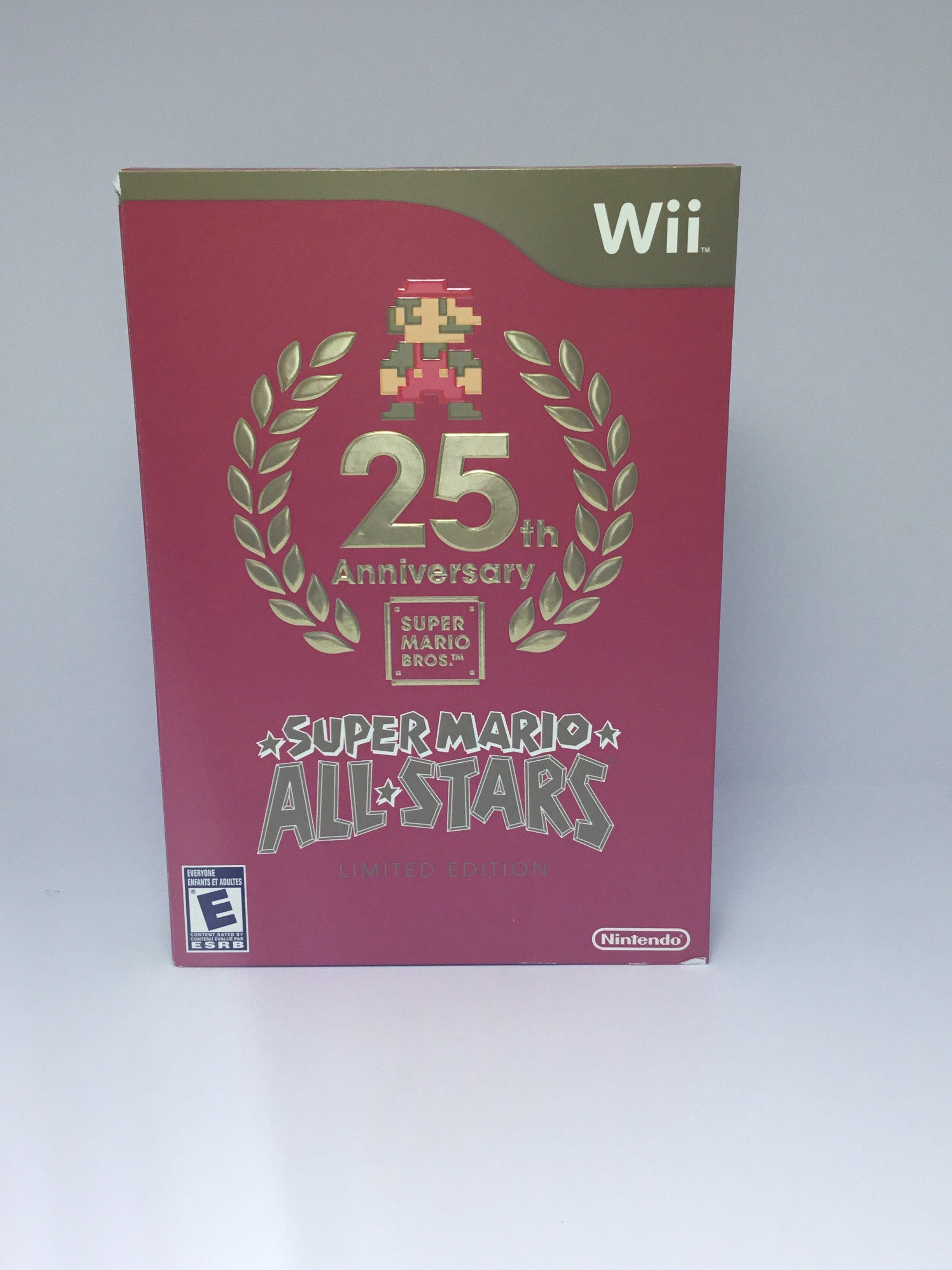 super mario all-stars 25th anniversary edition wii iso