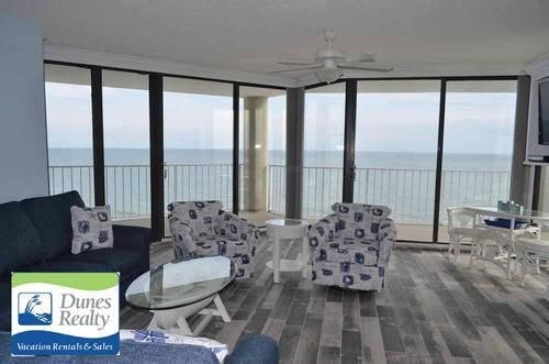 One Ocean Place 610 U2013 Garden City Beach Rental Bedrooms: 3 | Baths: 3 Full  | Accommodates: 6 | Oceanfront | 1990 North Waccamaw Drive | Ocean Front  (North) ...