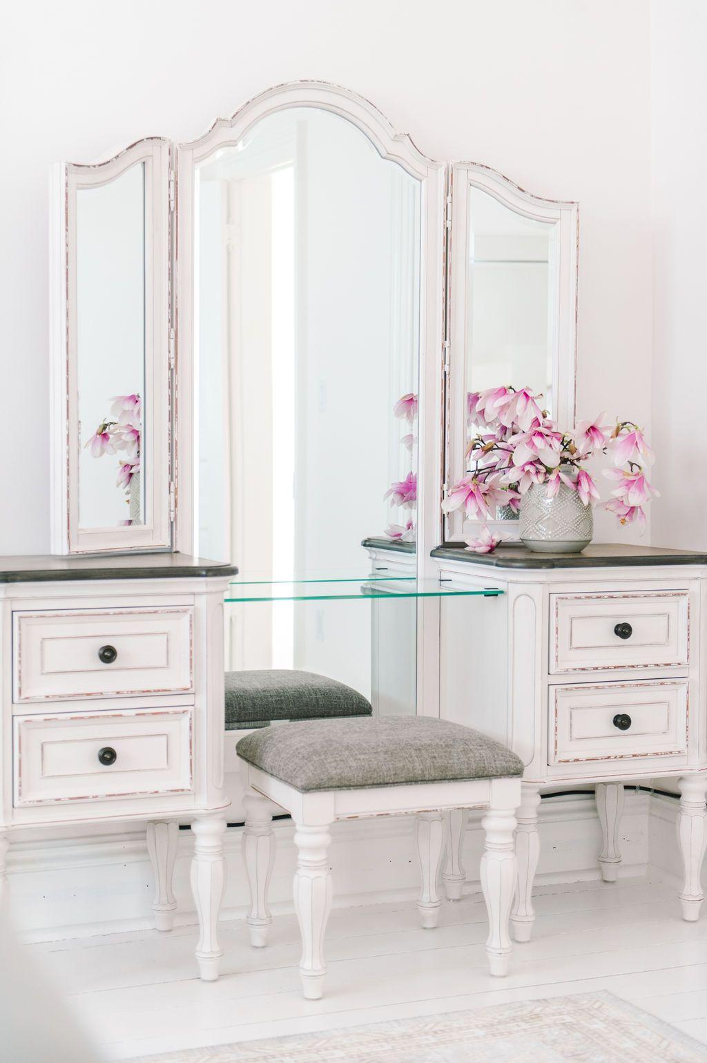 Pin On Bedroom Bedroom set with vanity