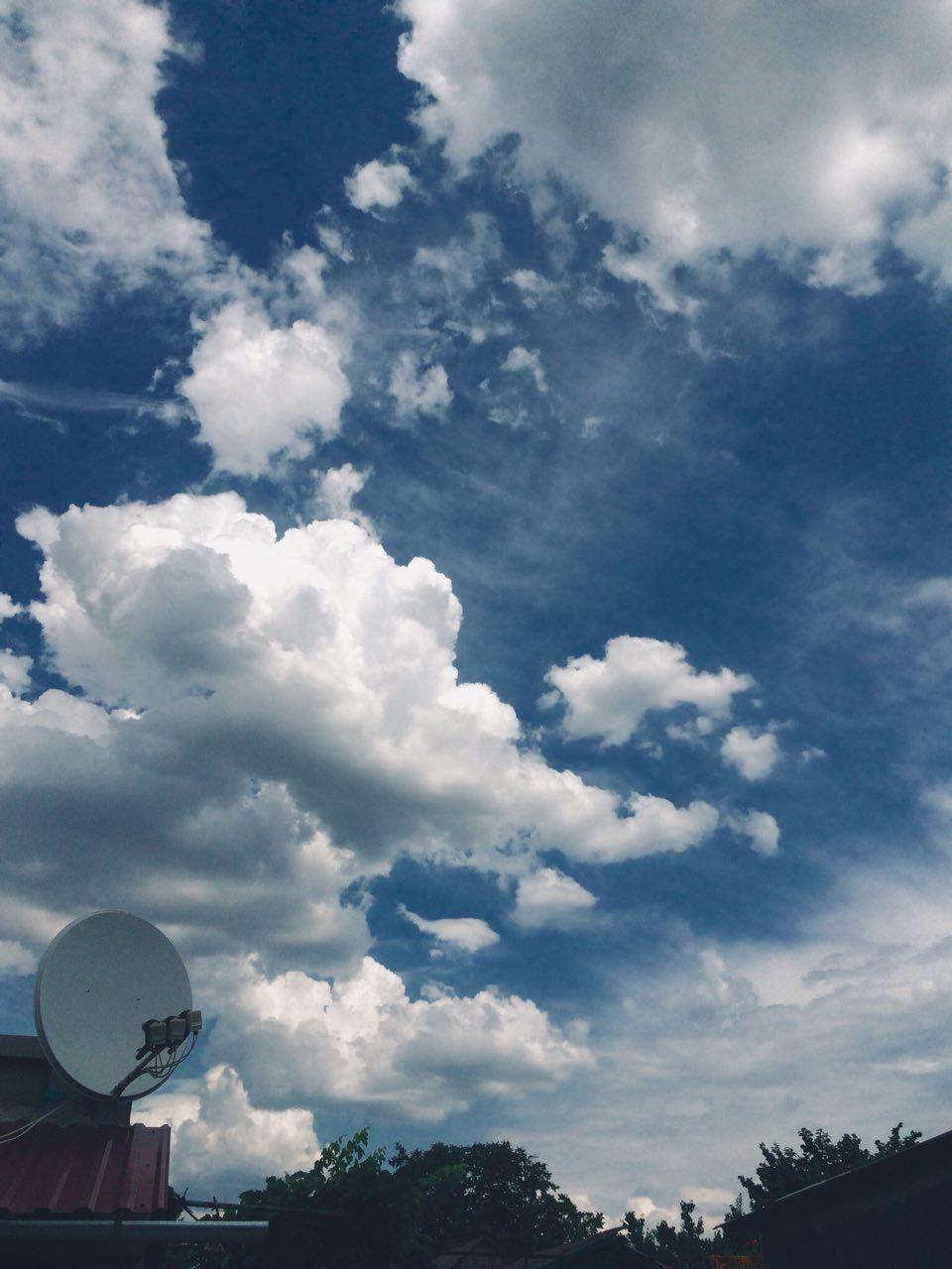 Обои Облака, Облака. Разное foto 17