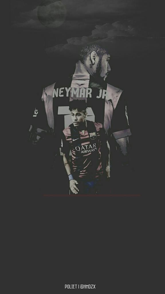 Wallpaper Cell Neymar Forca Barca My Fav Player