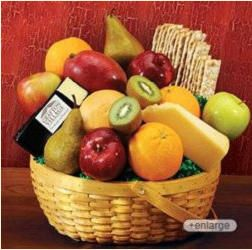 Fruit gift baskets for christmas free shipping
