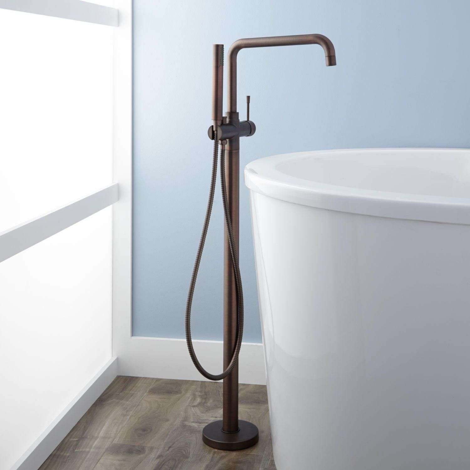 Humboldt Thermostatic Freestanding Tub Faucet | Freestanding tub ...