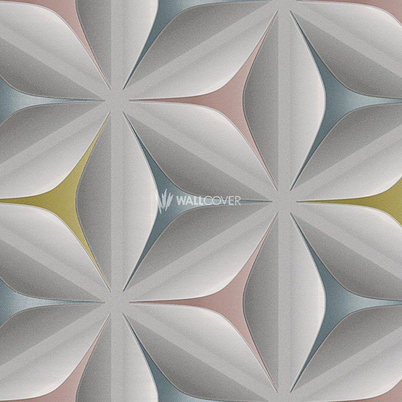 Move Your Wall – AS-Creation Papier peint No. 960422 en Gris, Argent maintenant à wallcover.com ✔ Livraison vite et sécure ✔ Livraison gratuite pour des commandes s'èlevant à plus de 200 €