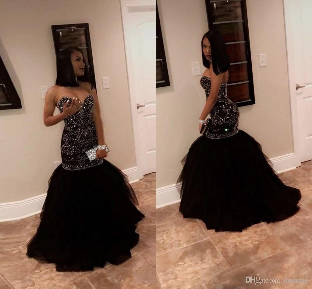 Black and silver prom dresses pdressesblack