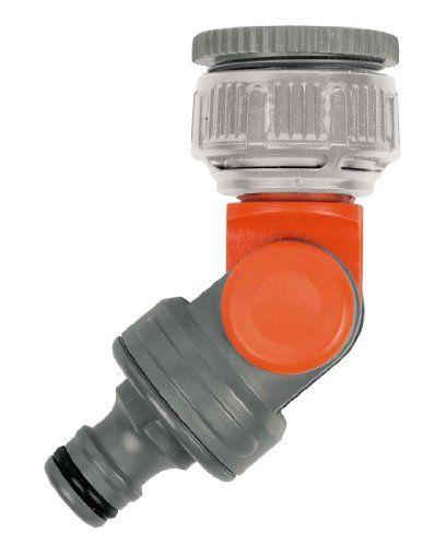 Gardena 32998 G Garden Hose Elbow And Swivel Joint Tap Connector