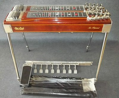 Sho Bud The Professional Pedal Steel Guitar 8 Pedals 6 Knees Vintage Pedal Steel Guitar Steel Guitar Resonator Guitar